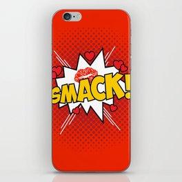 Kiss ! iPhone Skin