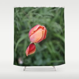 Flower Photography by J. Brouwer Shower Curtain