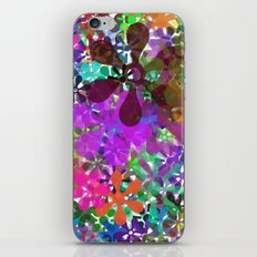 PLAYING WITH COLORS iPhone & iPod Skin