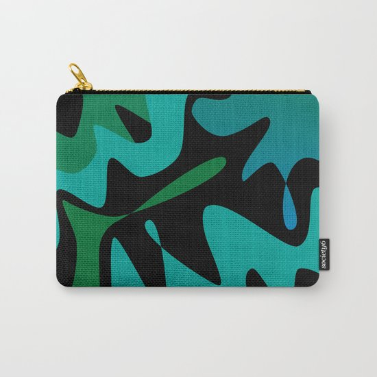 Camo Splat Carry-All Pouch