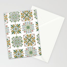 Mosaic Monday Stationery Cards