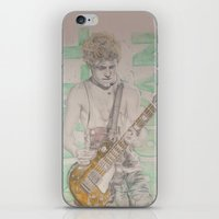 niall horan iPhone & iPod Skins featuring Niall Horan TMH Tour by vanessa