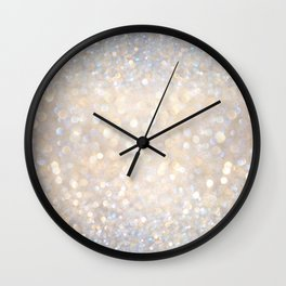 Glimmer of Light II Wall Clock