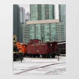 toronto trains Poster