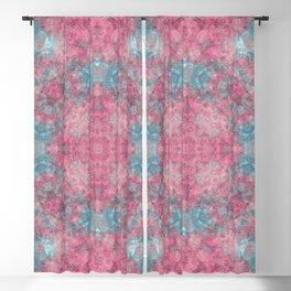 magic mandala 49 #mandala #magic #decor Blackout Curtain