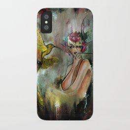 Phoenix 2 iPhone Case