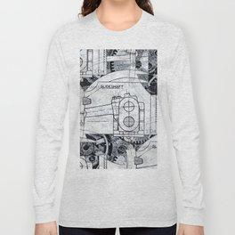 Slide Shaft Long Sleeve T-shirt