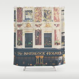 a pub with a difference ...  Shower Curtain