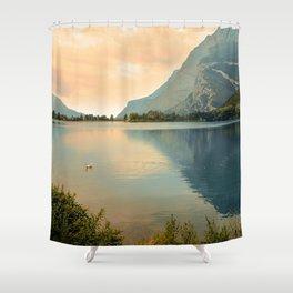 Autumn Glance Shower Curtain