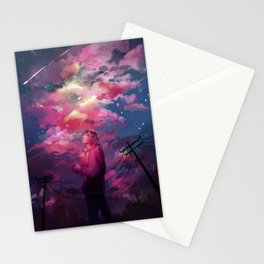 Kenma and the Sky Stationery Cards