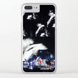Kaleido-Kiedis Clear iPhone Case