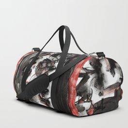Shame - b&w Duffle Bag