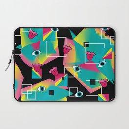 Rainbow Pop Laptop Sleeve