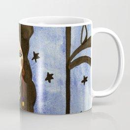 Kuutar The Goddess of the Moon Coffee Mug