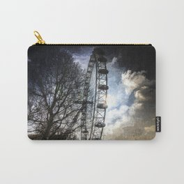 London Eye Dramatic Art Carry-All Pouch