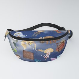 Fantastical Creatures Fanny Pack