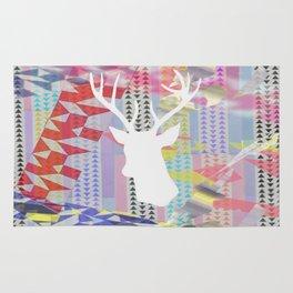 Deer'n pop Rug