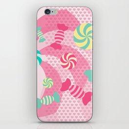 Pastel Sugar Crush iPhone Skin
