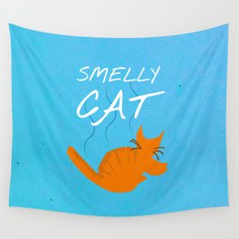 Friends 20th - Smelly Cat Wall Tapestry