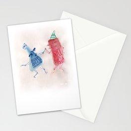 Srirachacha Stationery Cards