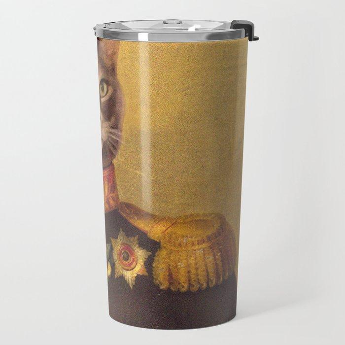 General Bity Bits Portrait Travel Mug