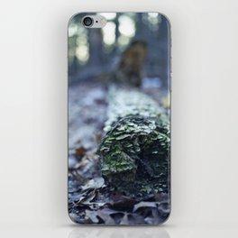log iPhone Skin