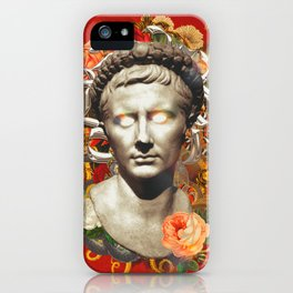 Roman XI iPhone Case
