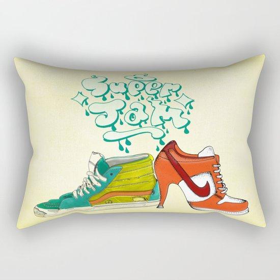 super jam Rectangular Pillow