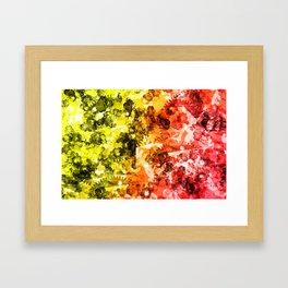 Abstract 2014-11-01 Framed Art Print