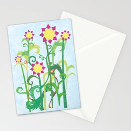 Unkept Garden Stationery Cards