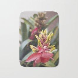 Bromeliad Bloom Bath Mat