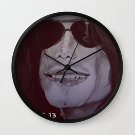 Matured Wall Clock