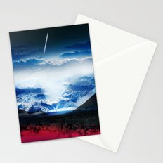 Escape is what i want Stationery Cards