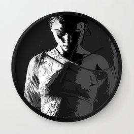 Wrinkle in time... Wall Clock