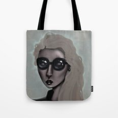 Shades with a Glow Tote Bag