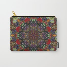 Hallucination Mandala 3 Carry-All Pouch