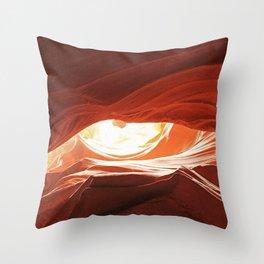 Dragon's Eye Throw Pillow