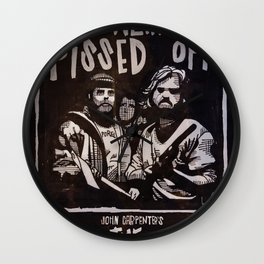 John Carpenter's The THING Wall Clock