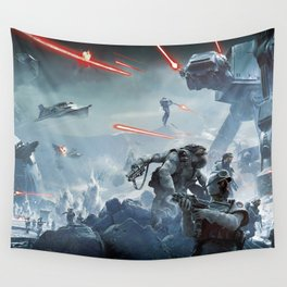 Clone Wars Wall Tapestry