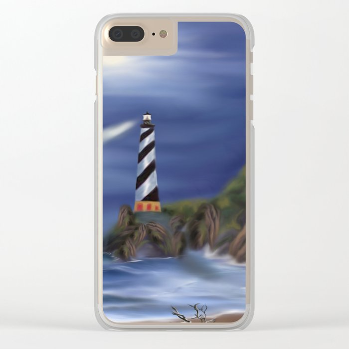 The Forgotten Shore Clear iPhone Case