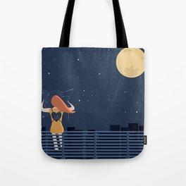 artista viaggiatore Tote Bag
