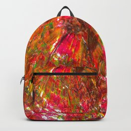Tropical Sunset Ammolite Backpack