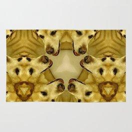 Labrador Kaleidoscope Rug