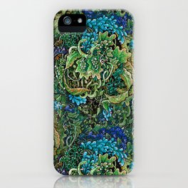 Immersive Pattern iPhone Case