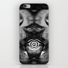 I've got my eye on you iPhone & iPod Skin