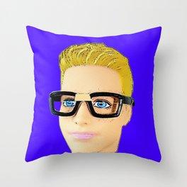Geek! Throw Pillow