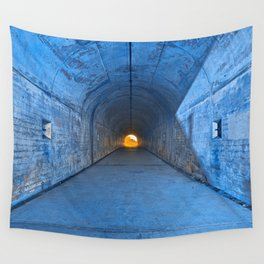 Tunnel of Redemption Wall Tapestry
