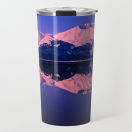 Rose Alpenglow Travel Mug
