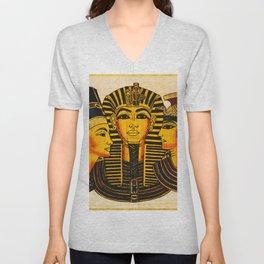 Egyptian Royalty Unisex V-Neck