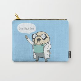 Good News Time! Carry-All Pouch